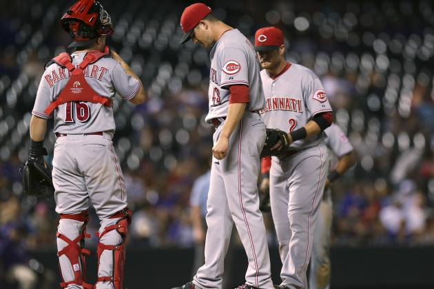 Cincinnati Reds: 4 Players Trying to Save Their Jobs for 2015