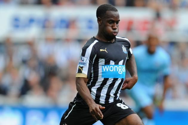 Why Vurnon Anita Is Under Most Pressure for Newcastle Following Loss to Man City
