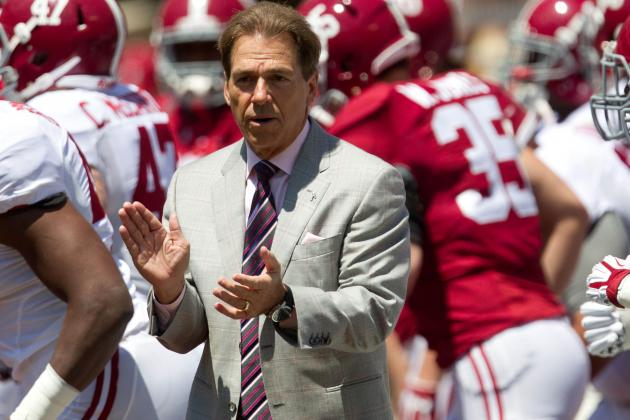 Alabama Football: Final Game-by-Game Schedule Predictions