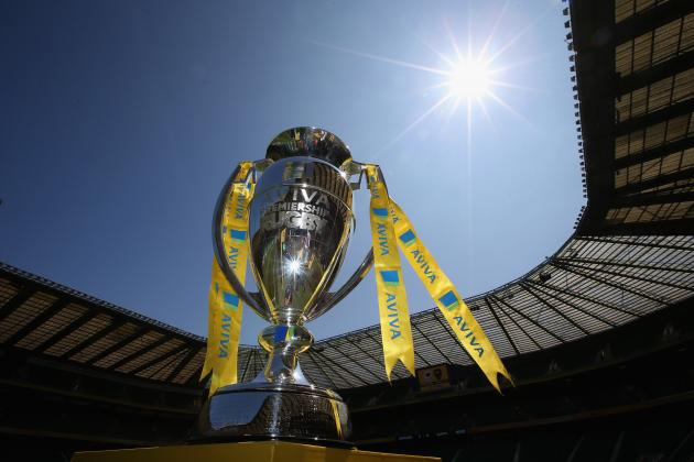 6 Things Guaranteed to Happen During the 2014-15 Aviva Premiership Season