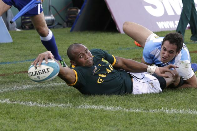 Argentina vs. South Africa: Winners and Losers from Rugby Championship
