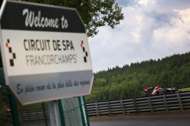 Belgian Grand Prix 2014: 10 Key Facts About Spa-Francorchamps