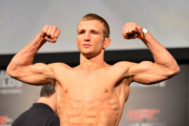 UFC 177 Results: Winners, Scorecards from Dillashaw vs. Soto Fight Card