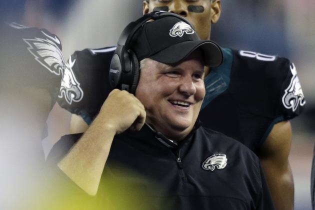 Highlighting Philadelphia Eagles' Best Preseason Performers so Far