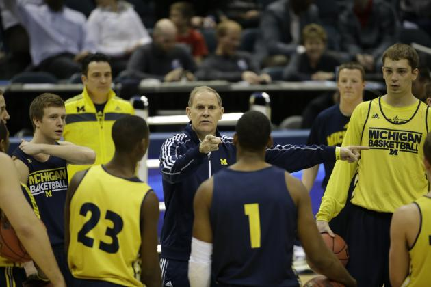 Michigan Basketball: 5 Things That Should Worry Wolverine Fans in 2014-15
