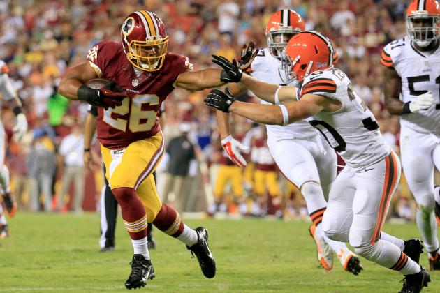 Washington Redskins vs. Cleveland Browns: Grades for Each Redskins Unit