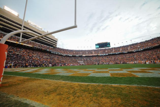 Tennessee Football: Final Game-by-Game Schedule Predictions