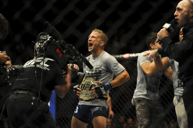 3 Bantamweight Title Fights We'd Have Preferred over Dillashaw vs. Barao Rematch