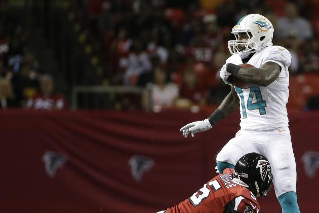 Highlighting the Miami Dolphins' Best Preseason Performers so Far