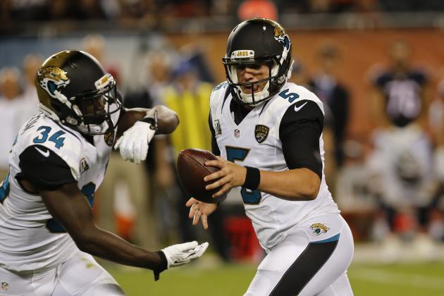 Highlighting Jacksonville Jaguars' Best Preseason Performers so Far