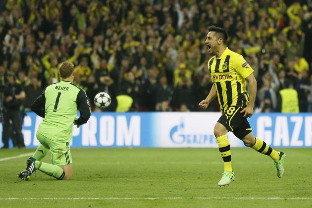 5 Borussia Dortmund Players with a Point to Prove in 2014/15