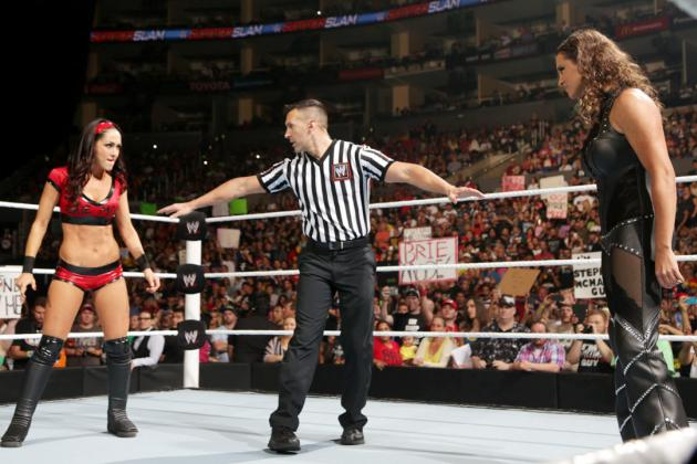 WWE SummerSlam 2014 Results: Power Ranking Every Match at PPV