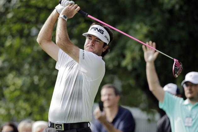 FedEx Cup 2014: Stock Watch for Golf's Top Stars