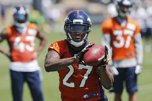 Making Call on Denver Broncos' Hardest Remaining Cuts