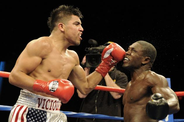 Ranking Boxing's Biggest Flashes in the Pan in the Past Decade