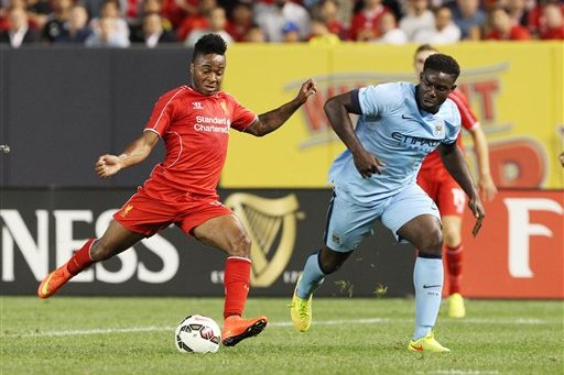 Manchester City vs. Liverpool: How the Reds Will Line Up in Premier League Game