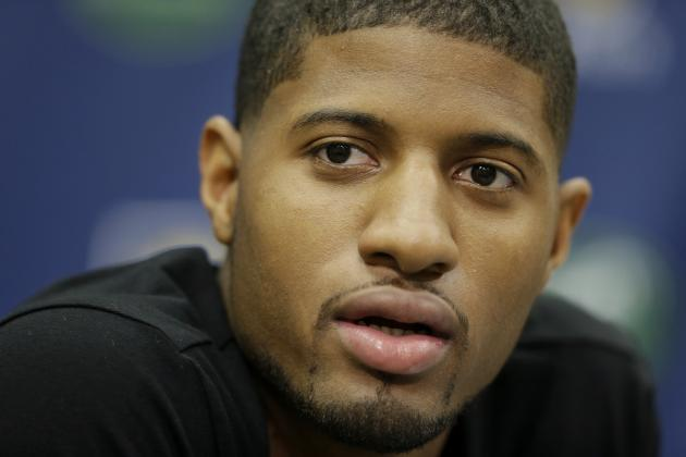 5 Young NBA Stars Who Could Fill Paul George's Void Next Season