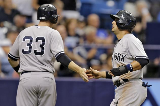 3 New York Yankees Players Trying to Save Their Jobs for 2015