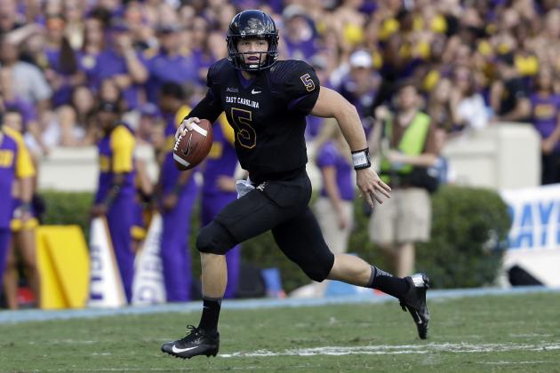 10 Biggest Upset Alert Games of the 2014 College Football Season