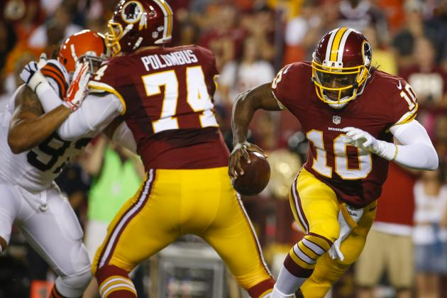 Washington vs. Baltimore: Redskins Preseason Week 3 Game Preview