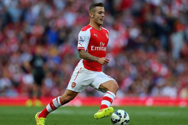 Jack Wilshere and 25 Players Who Will Put Injuries Behind Them This Season