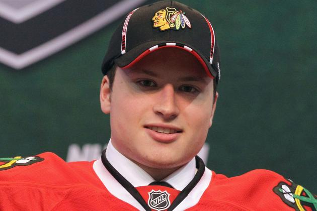 Ranking the Top 5 Under-the-Radar Prospects for Chicago Blackhawks