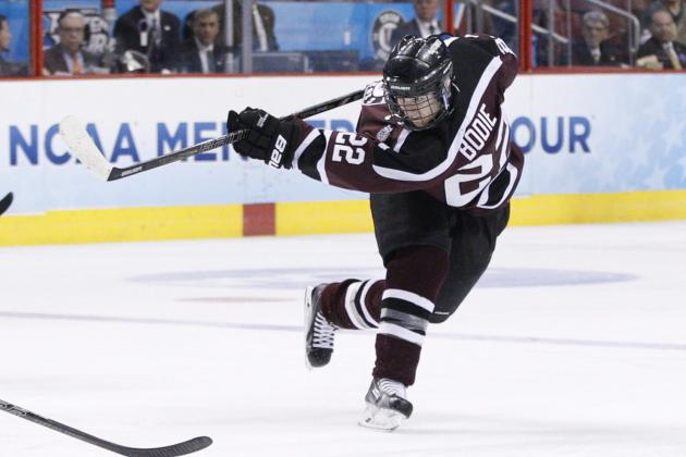 Ranking the Top 4 Under-the-Radar Prospects for New York Rangers