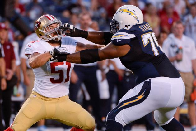 San Diego Chargers vs. San Francisco 49ers: 49ers' Preseason Week 3 Game Preview