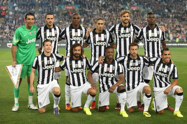 Juventus: Full Report Card for Every Position Entering Serie A Season