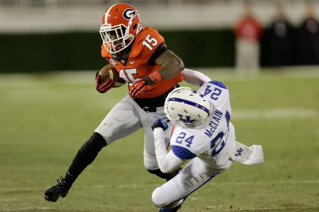 Meet the Georgia Bulldogs' New Starters for 2014
