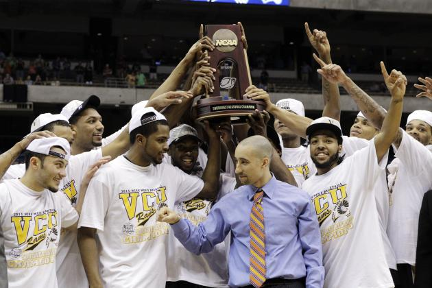 Ranking the Most Surprising Final Four Teams in College Basketball History
