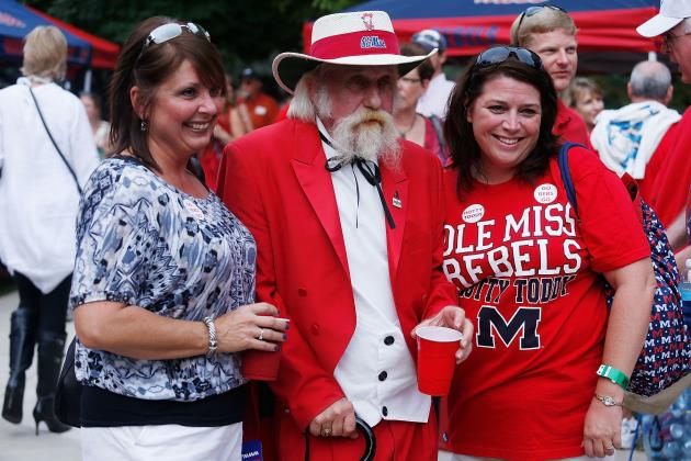 Ranking College Football's Top 25 Tailgating Schools for 2014
