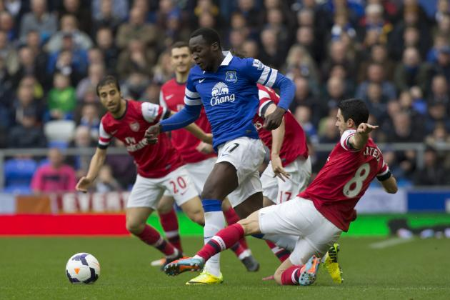 Picking a Combined Everton-Arsenal XI