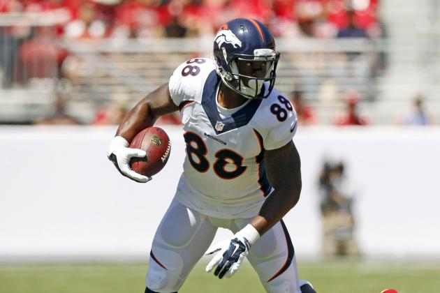 Fantasy Football 2014: WR Rankings, Risers, Fallers, Sleepers and Risks