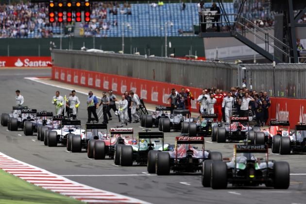 Every Formula 1 Team's Minimum Target for Rest of 2014 Season