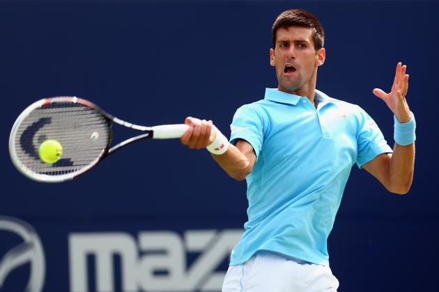 US Open Tennis 2014: Championship Odds & Predictions for Top Contenders
