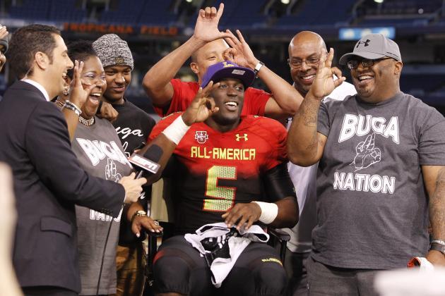 Bleacher Report's Preseason College Football All-Freshman Team