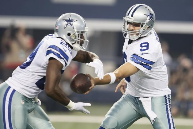 5 Things to Watch for Cowboys vs. Dolphins