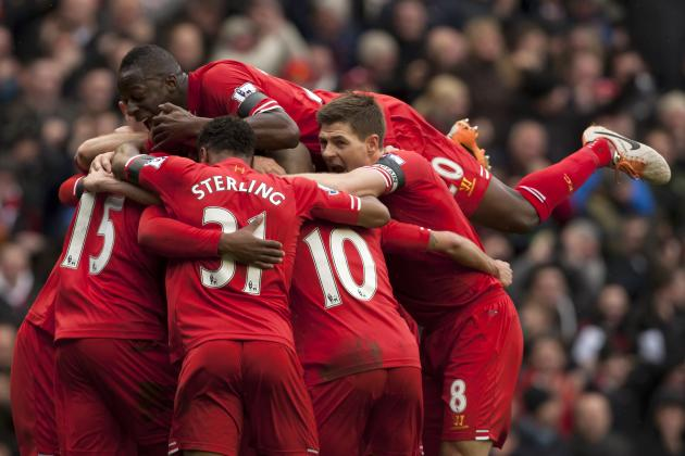 5 Keys to Success for Liverpool in 2014/15