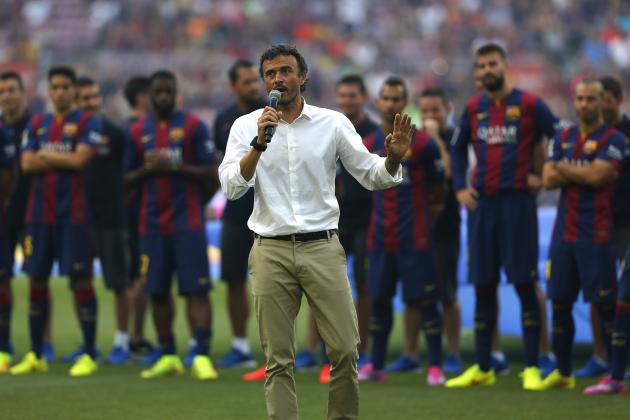 5 Transfer Deadline Day Possibilities for Barcelona