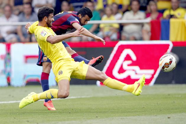 Villarreal vs. Barcelona: Winners and Losers from La Liga Clash