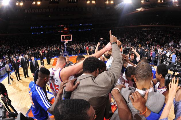 5 Reasons Why the NY Knicks Could Surpass Expectations Next Year