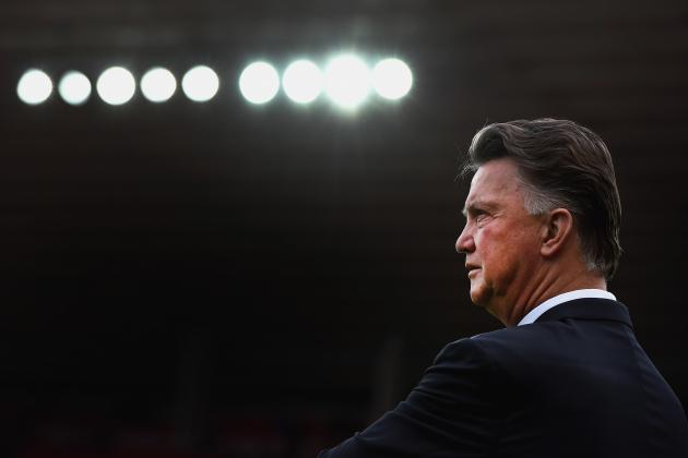 5 Transfer Deadline-Day Possibilities for Manchester United