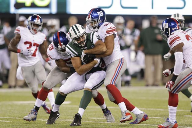 NY Giants Preseason: Week 4 Stock Report