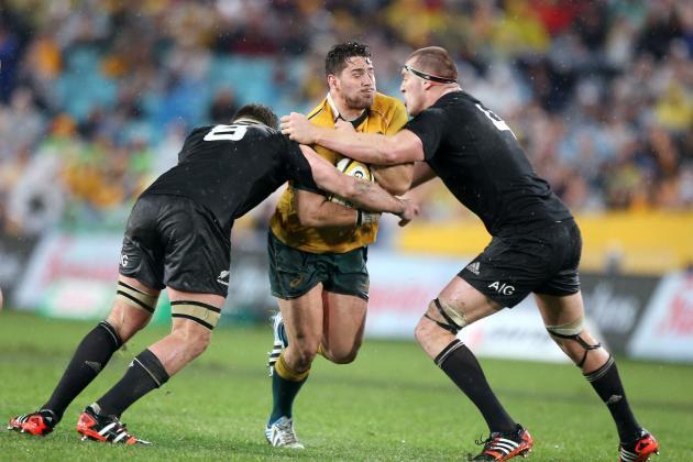 New Zealand vs. Australia: 5 Key Battles That Will Shape Bledisloe Cup
