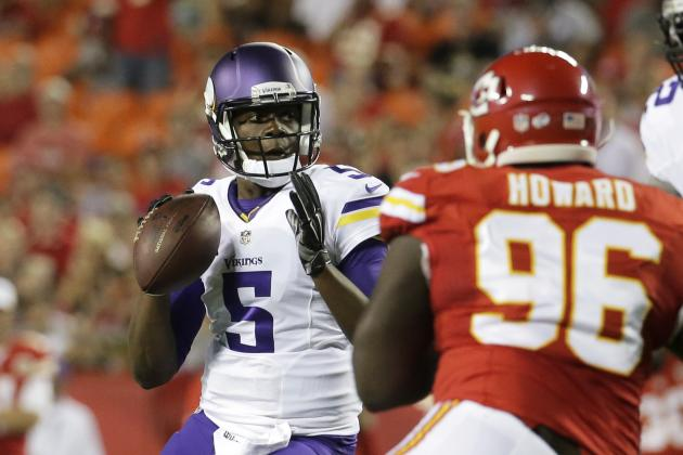 Minnesota vs. Kansas City: Report Card Grades for Each Vikings Unit