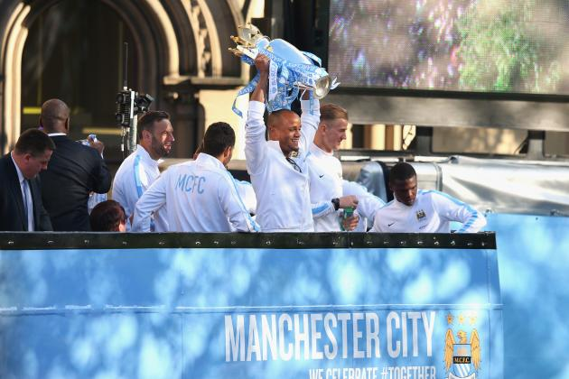 5 Keys to Success for Manchester City in 2014/15