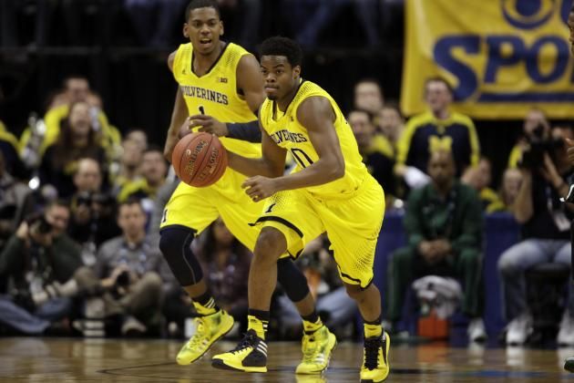 Michigan Basketball: 5 Reasons Derrick Walton Jr. Will Overachieve in 2014-15