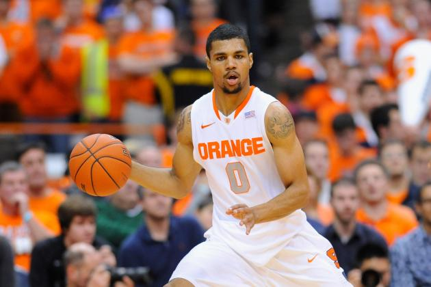 Syracuse Basketball: 5 Reasons Michael Gbinije Will Overachieve in 2014-15