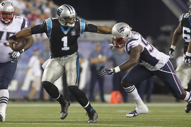 Carolina vs New England: Report Card Grades for Each Panthers Unit